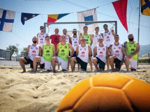 "The multiplier sport event of Cassino University will be the beach handball ""Calise Cup"" in 2019"