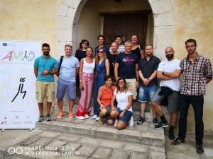 AMiD project 4th meeting was organized in Gaeta, Italy