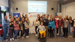 Hochschulsport Hamburg hosted an event of more than 200 participants