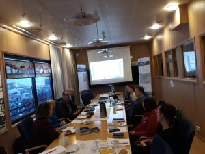 AMiD project disseminated in the municipalities of Sea Lapland