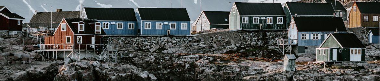 Ittoqqortoormiit, Greenland. Photo by Annie Spratt on Unsplash