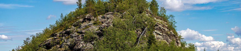 Ukko's rock (Äijih, Ukonkivi, Ukko, Ukonsaari). Photo: Kaisu Raasakka/Ninara/Flickr