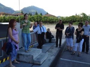 Study Visit to Cantina Frantoio