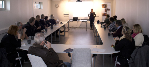 Presentation at SkaraborgsAssistans