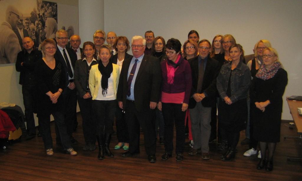 Final seminar participants