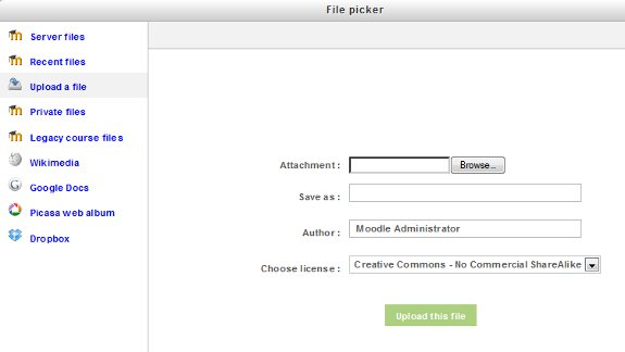 The File Picker