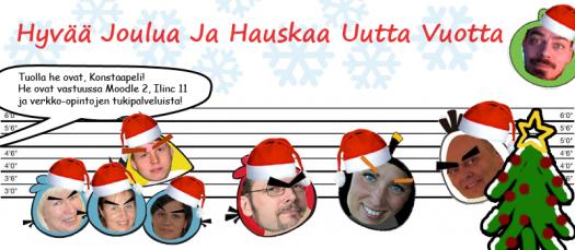 Tavanomaiset Jouluepäillyt (Click to make bigger))