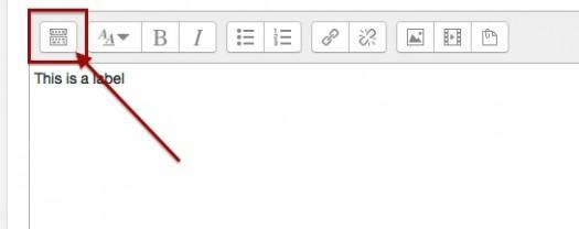 Atto editor expand menu