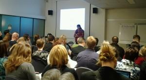 Leeva Vainio (HAMK) alusti avoimiin oppimisratkaisuihin