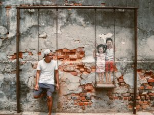 Penang's street artwork