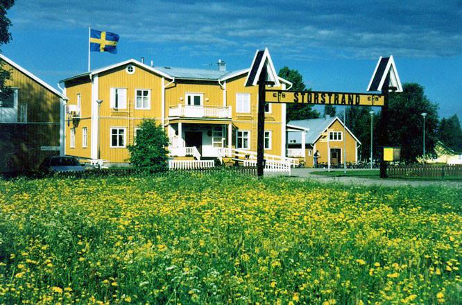 Storstrand entrance