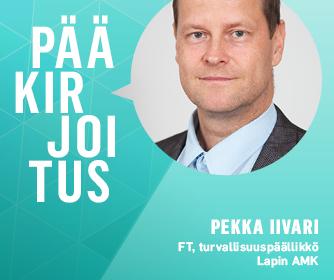 Pekka Iivari.