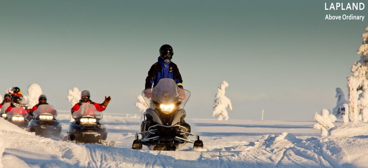 REILA reittimerkintöjen turvallisuus, pilottialueena Lappi 2015 - 2018